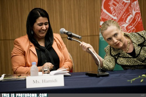 Awkward,illary clinton,mic,politics,secretary of state