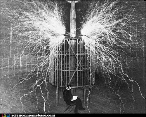 birthday electricity Nikola Tesla Professors - 6414208256