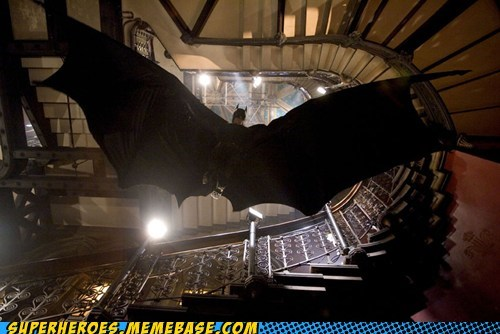 bad idea batman bruce wayne gliding physics Superhero IRL - 6414269440