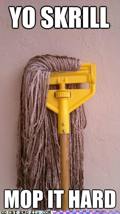 drop the bass,dubstep,mop,skrillex hair,weird kid