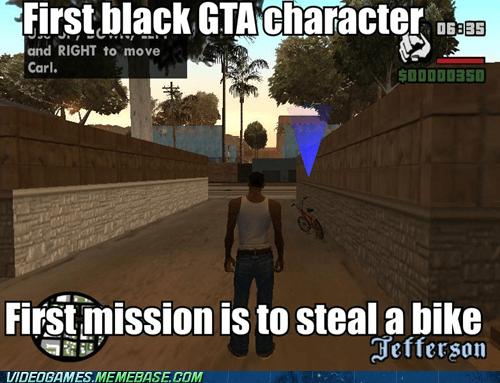 best of week gameplay Grand Theft Auto racist rockstar - 6414580736