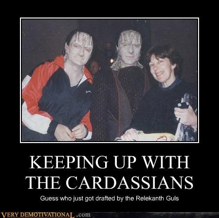 cardassian,hilarious,kardashian,Star Trek