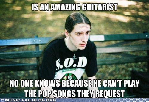first world metal problem first world metal problems guitar meme pop - 6414811648