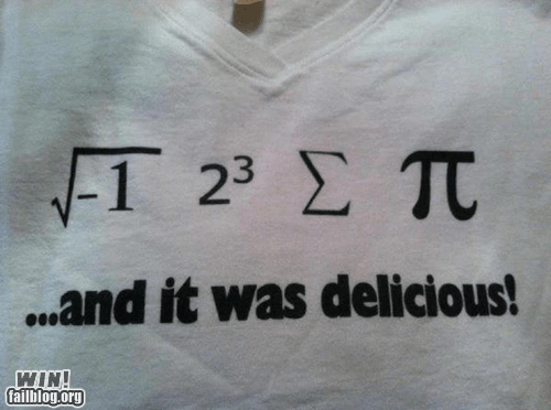 best of week,cryptogram,Hall of Fame,math,pi,pie,pun,school,shirt