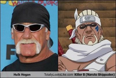 celeb funny Hall of Fame Hulk Hogan killer b naruto TLL