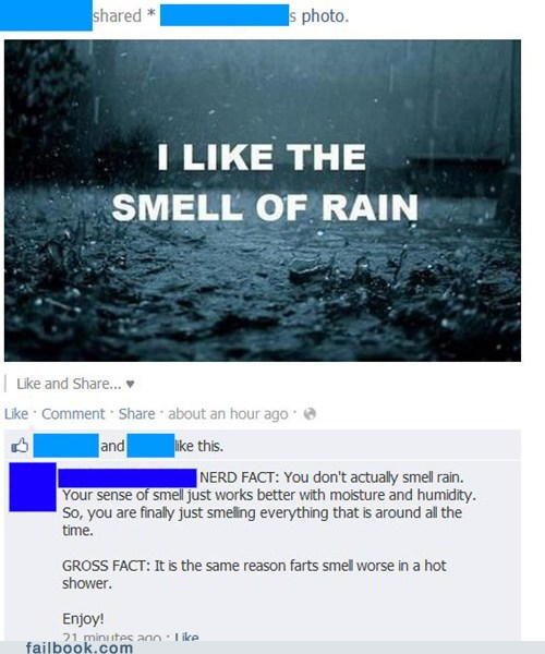 failbook,farts,g rated,rain,science,smell