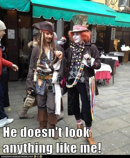 fake,funny,impersonator,Johnny Depp