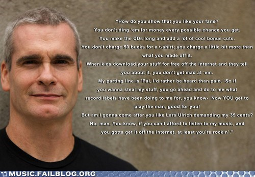 henry rollins music piracy piracy - 6416768512