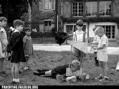 black and white photograp black and white photograph decapitation guillotine - 6416779264
