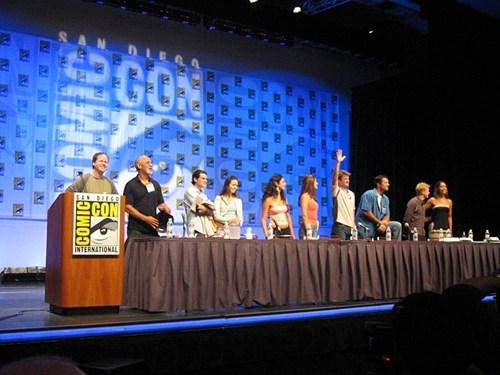 comic con Firefly Joss Whedon nathan fillion serenity - 6416910848