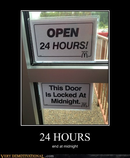 24 hours hilarious locked McDonald's midnight - 6416939776