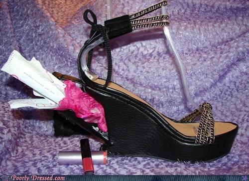 design hidden shoes - 6417085952