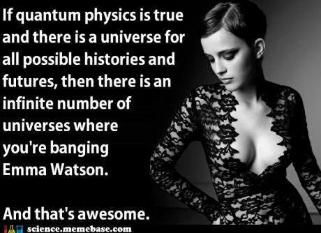 emma watson,Memes,multi-verse,physics,Sexy Ladies