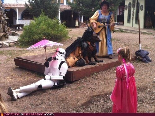 costume dress Music performance stormtrooper wtf - 6417111552