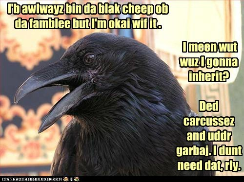 best of the week black sheep carcass crow dont-need-them family Hall of Fame inherit - 6417186560
