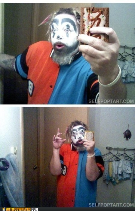 juggalo poptarts self poortrait what - 6417396480