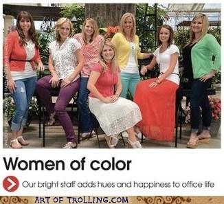 color white women - 6417407488
