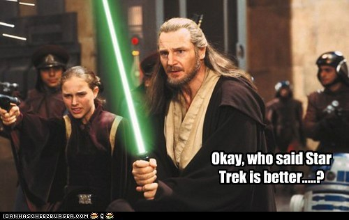 better,liam neeson,lightsaber,natalie portman,padme,qui gon ginn,star wars,the phantom menace