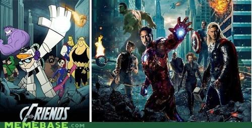 avengers Dexter justice friends Super-Lols - 6418649344