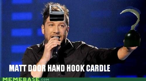 comedian man door hand hook car do man door hand hook car door matt cardle Memes - 6418799616
