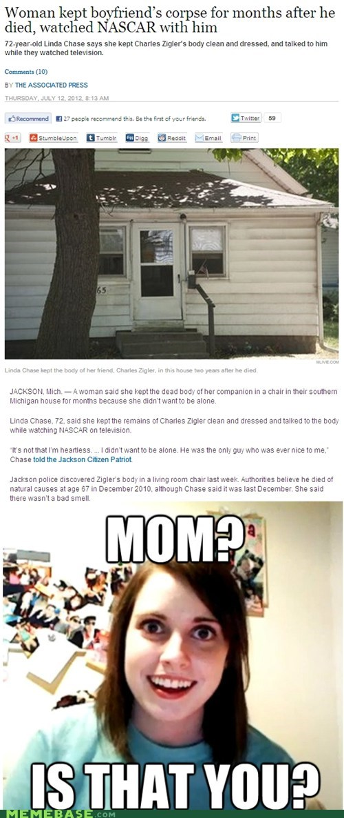 Memes mom nascar news overly attached girlfrien overly attached girlfriend - 6419222016