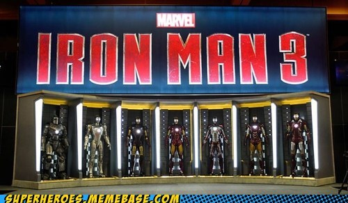 hall of armor ironman Random Heroics sdcc 2012 - 6419547136