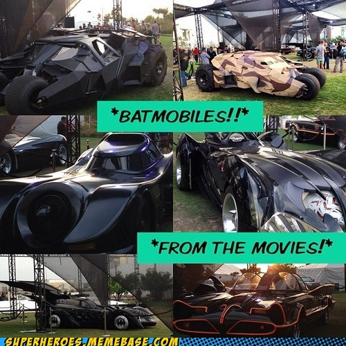 batman batomobile movies SDCC sdcc 2012 Super-Lols - 6419555328