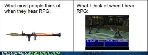 cloud final fantasy VII RPG the internets