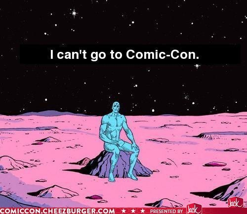 comic con 2012 dr-manhattan sdcc 2012 the watchmen