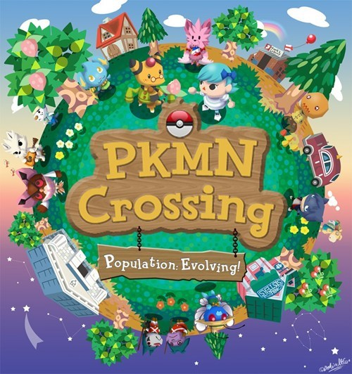 animal crossing crossover nintendo video games - 6419871488