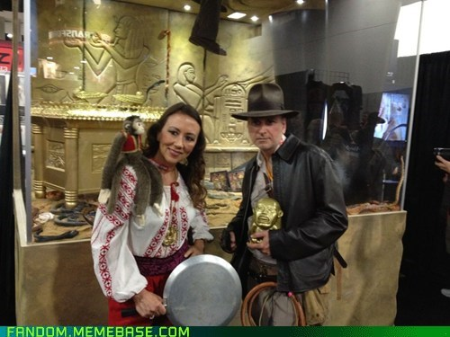 convention,cosplay,Indiana Jones,SDCC