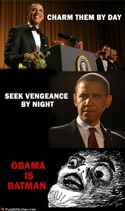 barack obama batman comics political pictures - 6419976960