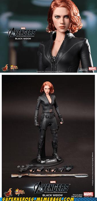 Black Widow Random Heroics scarlet johansson toys - 6419996160