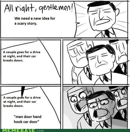 all right gentlemen its-a-thing-now man door hand hook car do man door hand hook car door Memes twist - 6420137216