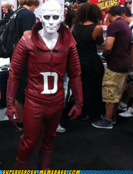 amazing costume deadman Super Costume