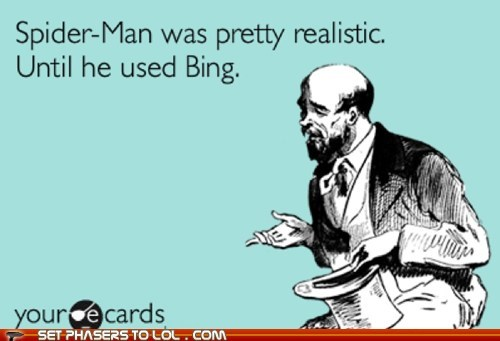 bing,ecards,realistic,Spider-Man,the amazing spider-man