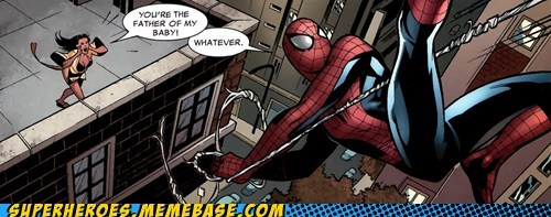 baby Spider-Man Straight off the Straight off the Page - 6421330944