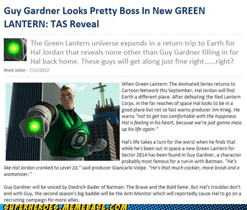 Green lantern guy gardner Random Heroics - 6421518080