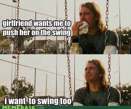 girlfriend Memes stomach swing - 6421848064