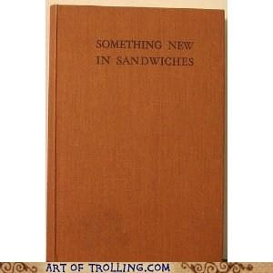 book new sandwiches