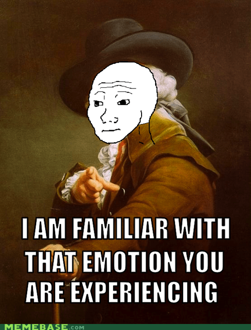 emotion,Joseph Ducreux,that feel