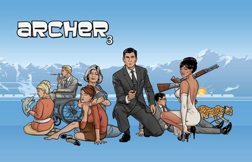 archer,comic con 2012,fx