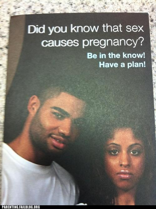 pamphlet pregnancy sex