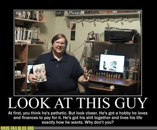 bros demotivational nerd