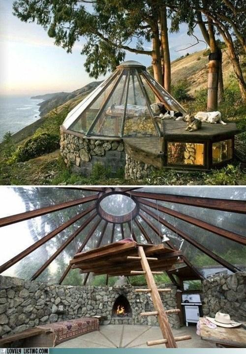 dome pit skylight underground - 6422991872