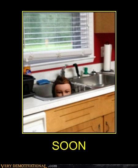 head hilarious sink SOON wtf - 6423017984
