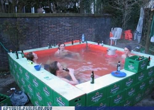 Heineken hot tub - 6423161600
