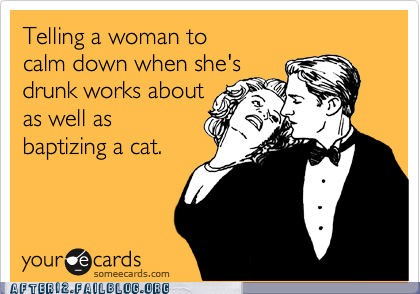baptizing a cat,ecard,ecards,Hall of Fame,somecards,yourecards