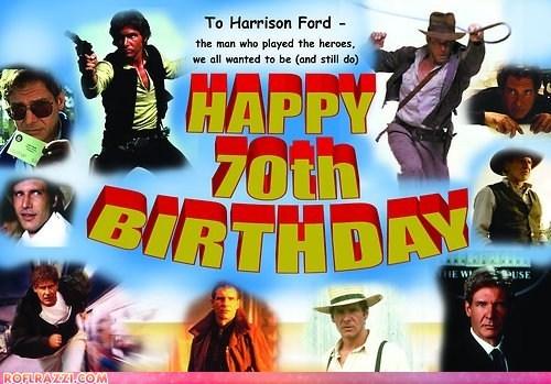 actor birthday celeb happy birthday Harrison Ford - 6423396096