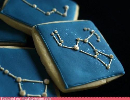 astrology Astronomy constellations cookies epicute stars - 6423570176